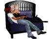 Bluez Nest Cuddle Chair