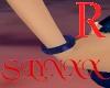 SL BLUE Bracelet - Right