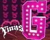 Y. Letter G e