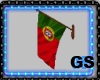 """GS"" PORTUGAL FLAG WALL"