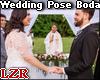 Wedding Pose  + Altar
