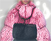 I│Kacy Mini Fur Pink