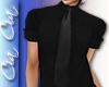 C' Tomboy Shirt Black