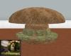 R Fairy Mushroom couch