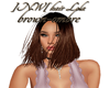 ]NW[ hair Lola brownomb
