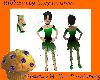 RibbonLegLucy [Green]SMD