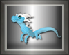 Ice Dragon Pet Animated