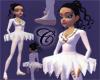 Ballerina Dress White
