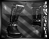 Gothic Black Boots