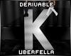 Derivable Letter K