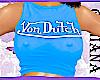 G | Blue Von Dutch