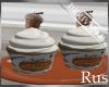 Rus DER Fall Cupcakes
