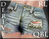 Denim Shorts RL
