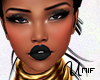 $Blair Mesh Head|Ebony