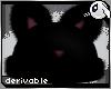 ~Dc) Fuzzy Cat HatM[drv]