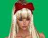 Bow Red Headband