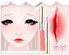 ♔ Lipgloss + Lashes 1