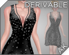 ~AK~ Gem A-Line Dress