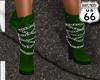 SD Christmas Green Boot