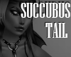 e SUCCUBUS TAIL RED