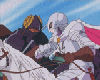 Griffith Fights (anim)