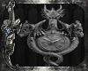 *E*3D Dragon Wall Clock