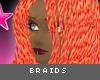 [V4NY] Braids orange