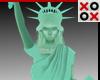 Statue of Liberty Dress