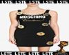 Couture Moschino Dress