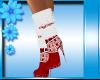 Vintage Mrs.Claus Boots
