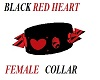 B-R HEART(F-M)COLLAR
