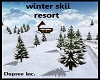 LD: SIBERIA SKI RESORT