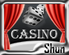 *B* CR Casino Entrance