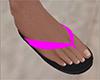 Pink Flip Flops 2 (M)