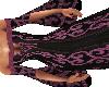 Princess black  purple