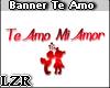 Banner Te Amo