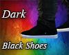 Dark Black Shoes
