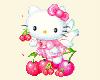 Cherry Hello Kitty Angel