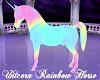 Unicorn Rainbow Horse