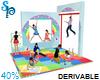 (S) Kids Corner Set 40%