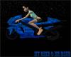 My Bike and Me Blue