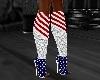 ATS~ USA Flag Boots 2