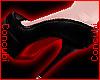 ♂ Latex Heels |Red