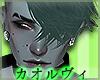 Haryk Hair - Green