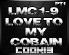 Love To My Cobain Pt1