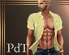 PdT Bimini Tan OpenShirt