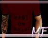 ~MF~ babyonboard tshirt