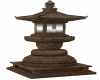 Bronze Asian Lantern