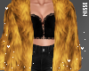 n| Faux Fur Yellow