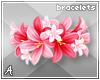 A| Flower Bracelets 1